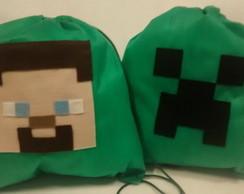 Sacolinha Surpresa Minecraft