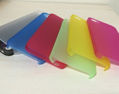 Capa 0.3mm Silicone Para Iphone 5/5s