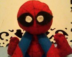 Homem aranha baby feltro
