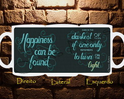 Caneca Harry Potter Frase