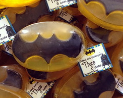 Sabonete Oval Batman