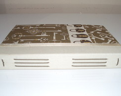 Caderno costura lingstitch