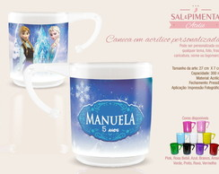 Kit Lembrancinhas Frozen - Exclusivo