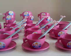 Mini X�caras para Doces Alice