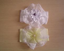 kit 2 Faixas de beb� Pronta entrega