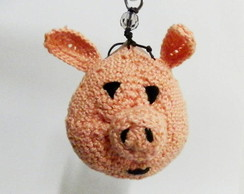 Chaveiro - Porco