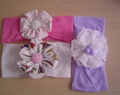 kit 3 Faixas de beb� Pronta entrega