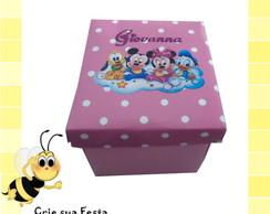 Convite Caixa - Disney