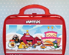 Maleta acr�lica - Angry Birds