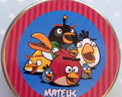 Latinha Mint to be - Angry Birds
