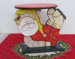 Porta Panetone Noel deitado