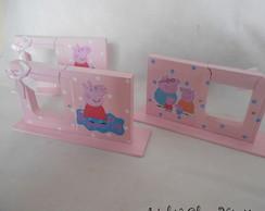 Baleiros personalizados Peppa Pig