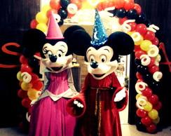 Fantasias do Mickey e Minnie Mago