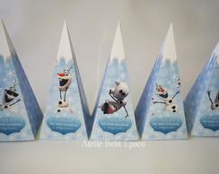 Cone para guloseimas - Frozen