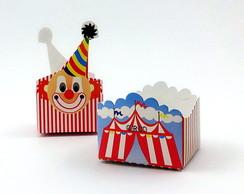 Forminha para doces - Tema Circo