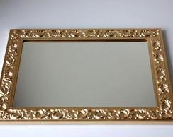 Bandeja com Fundo em Espelho 2