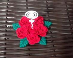 Lembrancinha rosas
