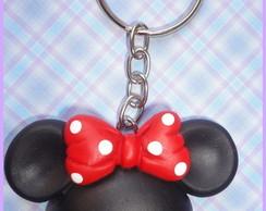 Chaveirinho Minnie E Mickey