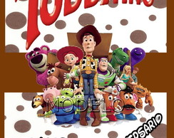 Adesivo Toddynho - Toy Story