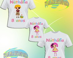 Kit Camiseta - Lalaloopsy