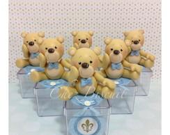 Lembrancinha Urso Azul