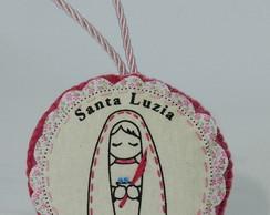 Medalh�o Santa Luzia