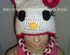 GORRO -TOUCA HELLO KITTY