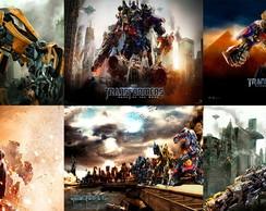 Jogo da Mem�ria - Transformers