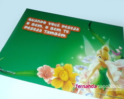 Painel Educativo Tinker Bell