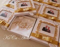 Kit luxo - Bodas de Ouro