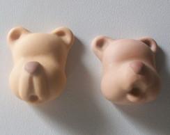 Molde de ursinho dois modelos
