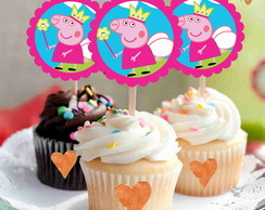 Toppers Peppa Pig