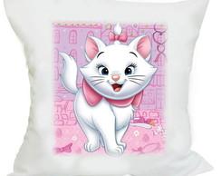 mini almofada gatinha marie