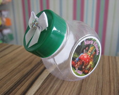 Mini baleiro personalizado tinkerbell