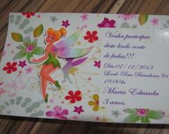 Convite Tinker-Bell