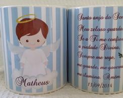 Canecas Personalizadas De Batizado Dinda