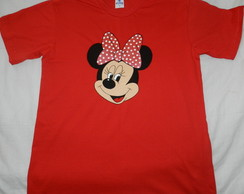 MINNIE ou MICKEY- rosto (ADULTO)