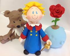 Personagens Biscuit Pequeno Principe