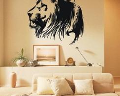 Adesivos de parede - Le�o