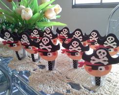 Copinhos para Brigadeiro os Piratas