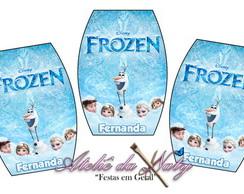 Adesivo p/ Esmalte - Frozen