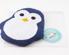 Almofada T�rmica Natural - Pinguim Pingu
