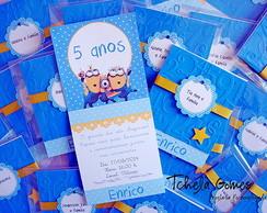 Convite Minions