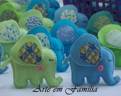 Chaveiro Elefante para Lembrancinha