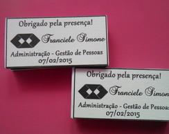 Convite individual/tag