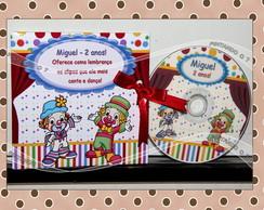 CD ou DVD Personalizado Patati Patata
