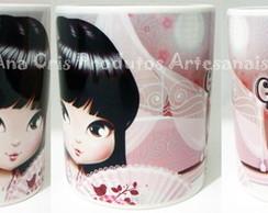 Caneca Ceramica Jolie