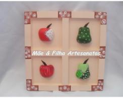 Quadro Frutas MDF_Cozinha