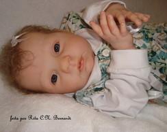 Beb� reborn Pietra - aceito encomenda