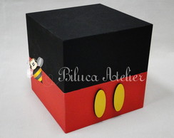 CUBO DECORATIVO MICKEY
